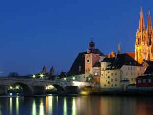 Regensburg - hia traff wie ons tom mennonitischen Jemeindedach. © Pixabay.