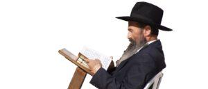 Een jüdischa Rabbi. ©pixabay