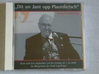 CD Dit un Jant opp Plautdietsch