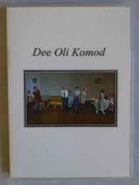 DVD Dee Oli Komod