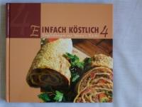 Kochbuch Einfach koestlich 4