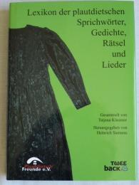 Buch Lexikon der plautdietschen Sprichwoerter, Gedichte, Raetsel und Lieder