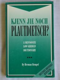 Buch Kjenn jie Noch Plautdietsch
